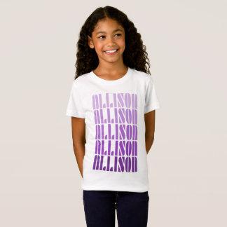 Allison Name T-shirt