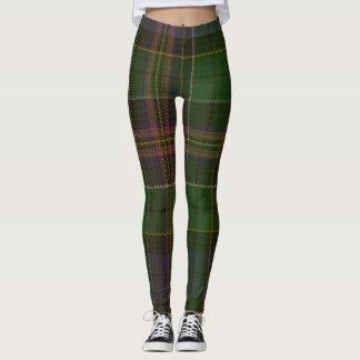 Allison Scottish Tartan Plaid Leggings