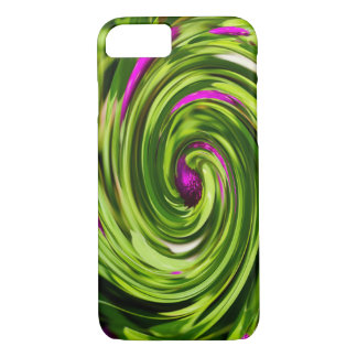 Allium Abstract iPhone 7 Case