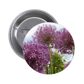 Allium Flower Pin