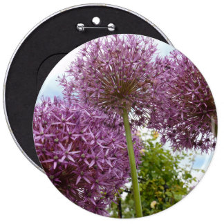 Allium Flower Pins