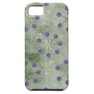 ALLIUM FLOWER PATTERN iPhone 5 CASES
