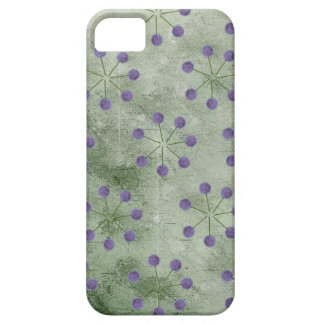 ALLIUM FLOWER PATTERN iPhone 5 COVERS