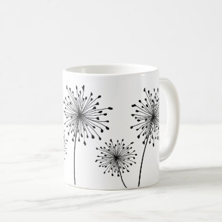 Allium Seed Head Mug