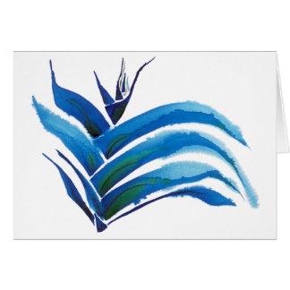 'Allo Aloe Notecard