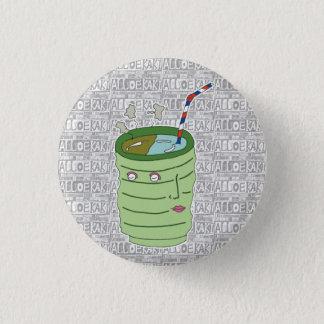 ALLOEKAKI can badge 1 Inch Round Button