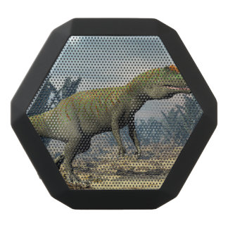 Allosaurus dinosaur - 3D render Black Bluetooth Speaker