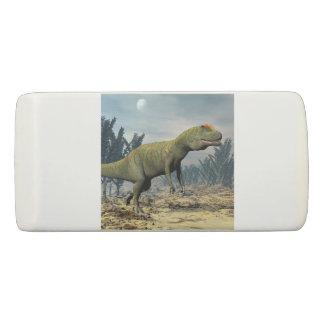 Allosaurus dinosaur - 3D render Eraser