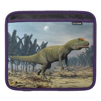 Allosaurus dinosaur - 3D render iPad Sleeve