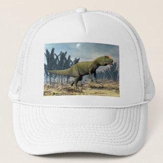 Allosaurus dinosaur - 3D render Trucker Hat