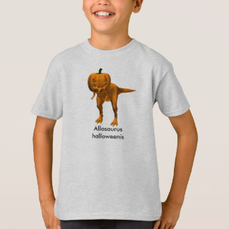 Allosaurus halloweenis T-Shirt