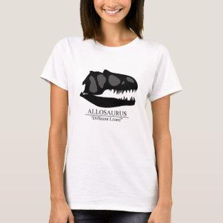 Allosaurus Skull T-Shirt