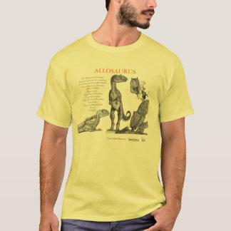 Allosaurus Your Inner Dinosaur Shirt Gregory Paul