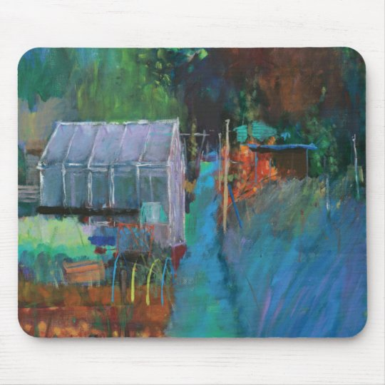 Allotment Mouse Pad