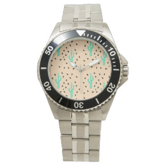 allover design on the watch. watch