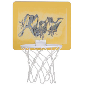 Alloy's Mini Basketball Goal Mini Basketball Hoop