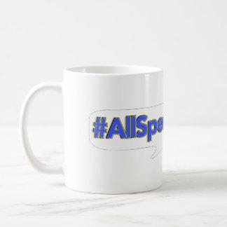 #AllSpeechMatters Mug Merchandise