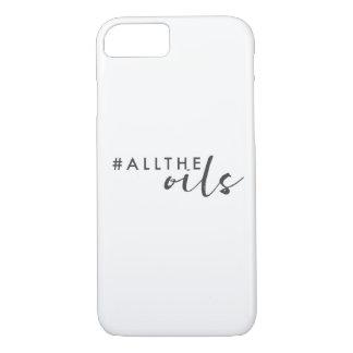 #alltheoils phone case