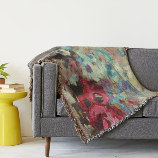 Allure Design 1 throw blanket