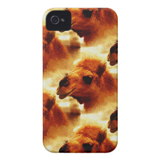 Alluring Camel Face iPhone 4 Covers