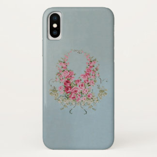 Alluring Flowers (More Options) - iPhone X Case