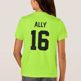 Ally - I Play Like a Girl T-Shirt