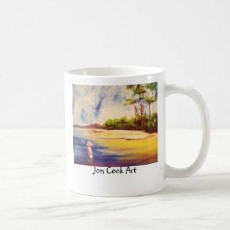 Ally on the Beach, Mug