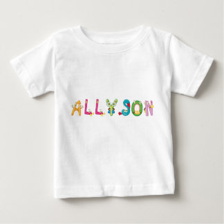 Allyson Baby T-Shirt
