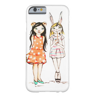 ALMA GEFEN THE LITTLE FASHION LIONESS BARELY THERE iPhone 6 CASE