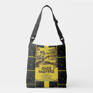 """Alma llanera-Music of Venezuela"" Crossbody Bag"