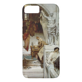 Alma-Tadema | An Audience at Agrippa's, 1875 iPhone 7 Case