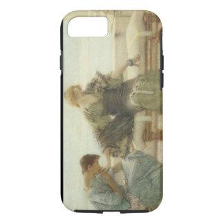 Alma-Tadema | Ask me no more, 1886 iPhone 7 Case