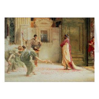 Alma-Tadema   Caracalla: AD 211, 1902 Card