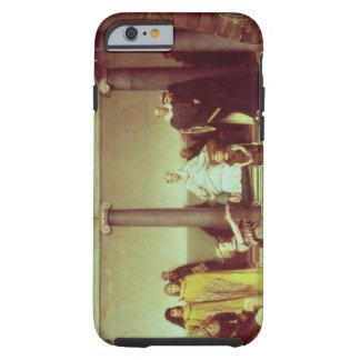 Alma-Tadema | Education of Children of Clothilde Tough iPhone 6 Case