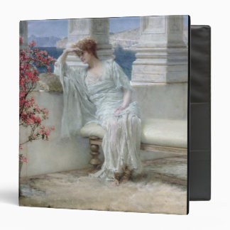 Alma-Tadema | Her eyes are with her thoughts� Binders