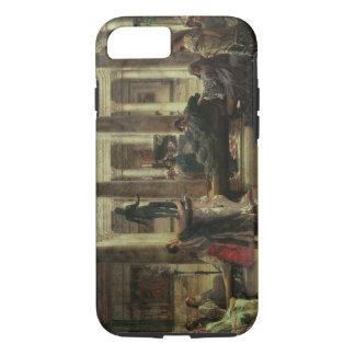 Alma-Tadema | Roman Art Lover, 1870 iPhone 7 Case