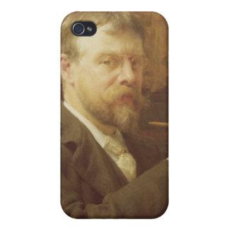 Alma-Tadema | Self Portrait, 1897 Cases For iPhone 4
