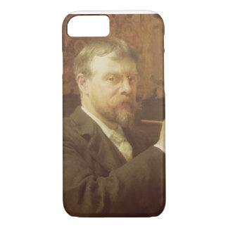 Alma-Tadema | Self Portrait, 1897 iPhone 7 Case