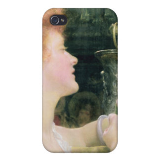 Alma-Tadema | The Golden Hour, 1908 Covers For iPhone 4