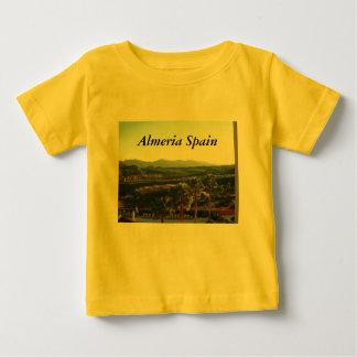 Almeria Spain Baby T-Shirt