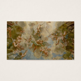 Almighty God the Father - Palace of Versailles Business Card