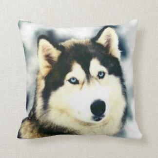 Almoada of animal I number 1 Throw Pillow