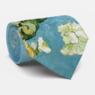 Almond Blossom Branches (F671) Van Gogh Fine Art Tie