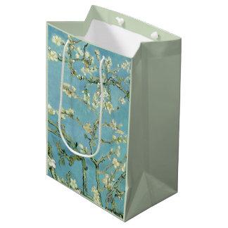 Almond Blossom by Van Gogh Fine Art Medium Gift Bag