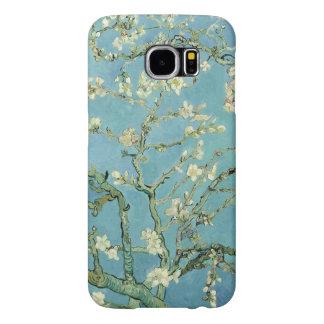 Almond Blossom by Van Gogh Fine Art Samsung Galaxy S6 Cases