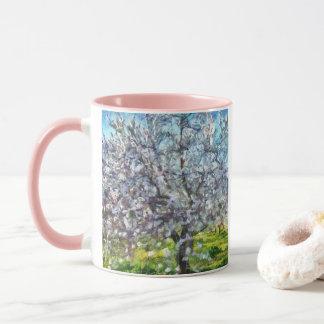 Almond Blossom Mug