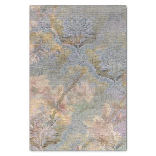 Almond Blossom Tapestry Gift Tissue Vertical Tissue Paper