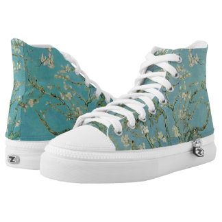 Almond Blossom Van Gogh High Tops