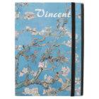 """Almond Blossoms Blue Vincent van Gogh Art Painting iPad Pro 12.9"""" Case"""