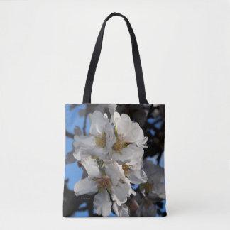 Almond Blossoms Tote